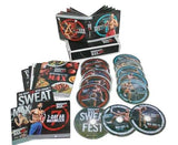 New INSANITY MAX : 30  13 DVDs...FREE SHIPPING...