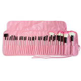 Professional 32 Pcs Makeup Brushes Bag Set...FREE SHIPPING...