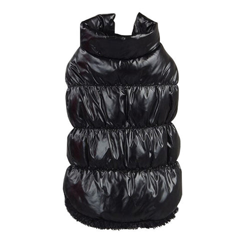 Dog Pet Padded Vest Coat Warm Down Fleece + Polyester...FREE SHIPPING...