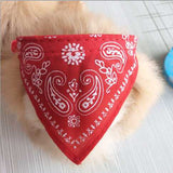 7 Colors 4 Size Adjustable Collar Scarf For Dogs...FREE SHIPPING...