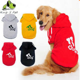 Pet Accessories Large Dog Clothes Coat Spring Warm Hoodie...FREE SHIPPING...