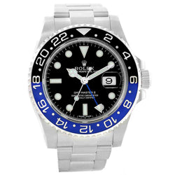 Fake Rolex GMT Batman - $29 Replica Rolex Review 2020