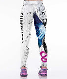 New Sexy Womens Workout Fitness Fashion Leggings...FREE SHIPPING...