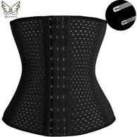 Best Waist Trainer - corset Slimming Belt Shaper body shaper modeling Flossiy.com