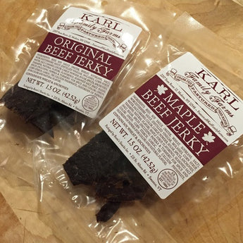Karl Family Farms Beef Jerky
