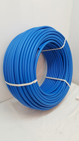 "1 1/4"" 500'  Non-Oxygen Barrier Blue PEX tubing for heating and plumbing"