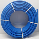 "3/4"" - 1000' coil-BLUE Certified Non-Barrier PEX Tubing Htg/Plbg/Potable Water"