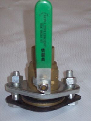 "11/4"" Flanged Ball Valve~~Box of 2"