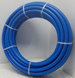 1' - 250' coil - BLUE Certified Non-Barrier PEX Tubing Htg/PLbg/Potable Water