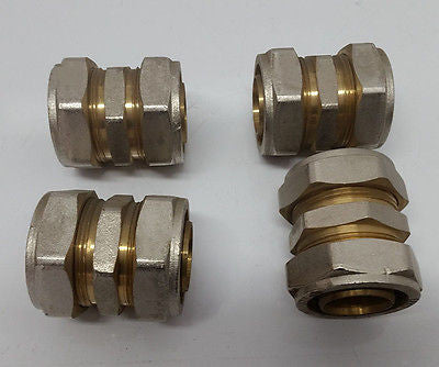 "4 1/"" Coupling Pex-al-Pex Compression Fittings Quantity"