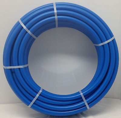 1' - 500' coil - BLUE Certified Non-Barrier PEX Tubing Htg/Plbg/Potable Water