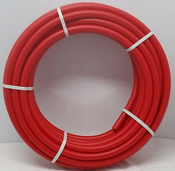 1' - 250' coil -RED Certified Non-Barrier PEX Tubing Htg/Plbg/Potable Water