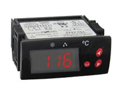 Digital Temperature switch for outdoor wood furnaces