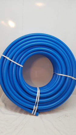 "1"" 600 feet of Blue Pex-al-pex tubing for heating, plumbing"