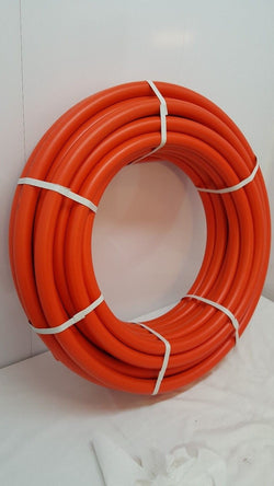 "1"" 100'  PEX AL PEX tubing for heating and plumbing"