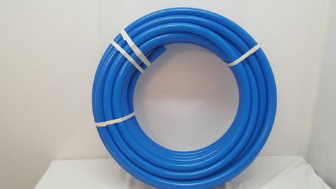 "1 1/4"" 250' Oxygen Barrier Blue PEX tubing for heating and plumbing"