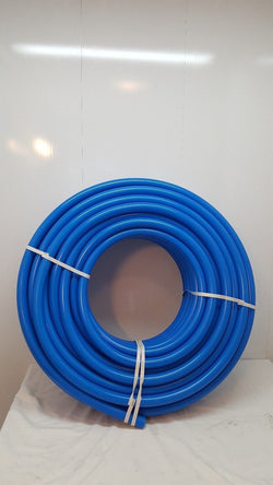 "1 1/2""  500'  Non Oxygen Barrier Blue PEX tubing for heating and plumbing"