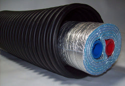 "EZ Lay Five Wrap Commercial Grade Insulated 1 1/4"" NB Tubing"