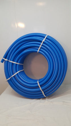 "500'  1 1/2"" Oxygen Barrier Blue PEX tubing for heating and plumbing"