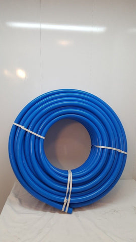 "1 1/2""  250'  Non Oxygen Barrier Blue PEX tubing for heating and plumbing"