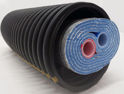 "250 Ft of Commercial Grade EZ Lay Five Wrap Insulated 1"" OB PEX Tubing"