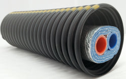 "EZ Lay Three Wrap Commercial Grade  Insulated 1"" Pex AL Pex Tubing"