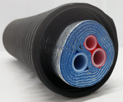 5 Wrap Insulated Pipe (2) 1' Rehau Non Oxygen Barrier (1) 3/4' Non Oxygen Barrier lines