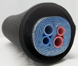 "Insulated Pipe 5 Wrap (2) 1' Non Oxygen Barrier (2) 3/4"" Oxygen Barrier lines"