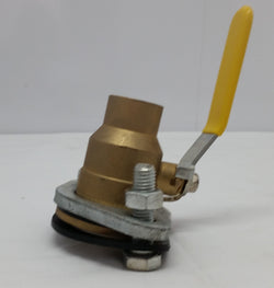 "1"" Flanged Ball Valve Sweat~~Box of 2"