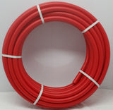"1/2"" - 300' coil - RED Certified TRUE Oxygen Barrier PEX Tubing in Floor Heating"
