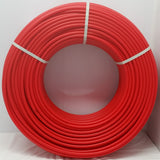 1' -250' coil - RED Oxygen Barrier PEX Tubing Htg/PLbg/In Floor Htg