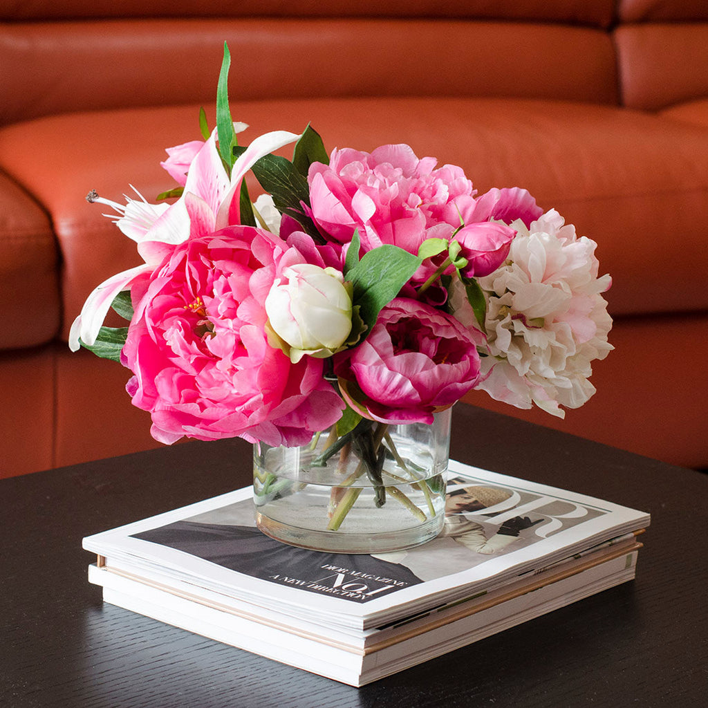 Real Touch Faux Artificial Flower Arrangements and Designs – Flovery