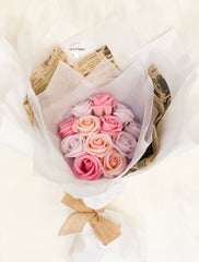 Flovery's Scented Soap Rose Bouquet - Flovery