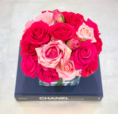 Everlasting Love Arrangement Mixed Rose - Flovery