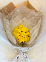 Flovery's Scented Soap Roses Bouquet
