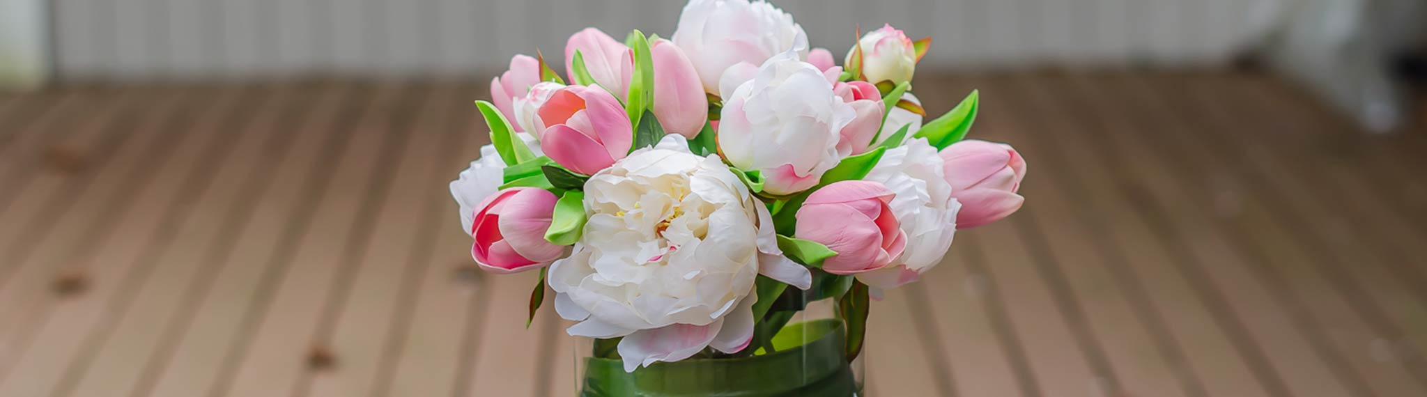 Real Touch Faux Artificial Flower Arrangements And Designs Flovery