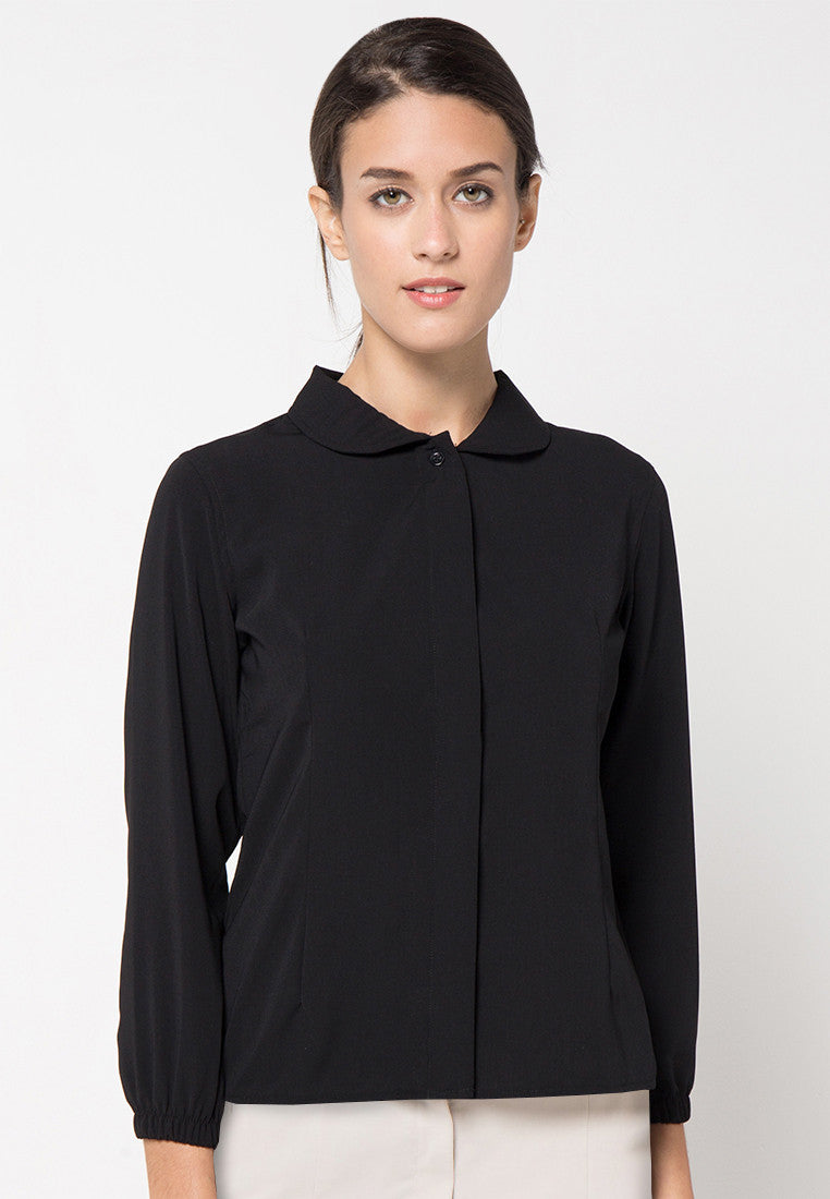 Mycella Shirt - Black