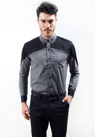 Judge.Man Roidenord Shirt - Black