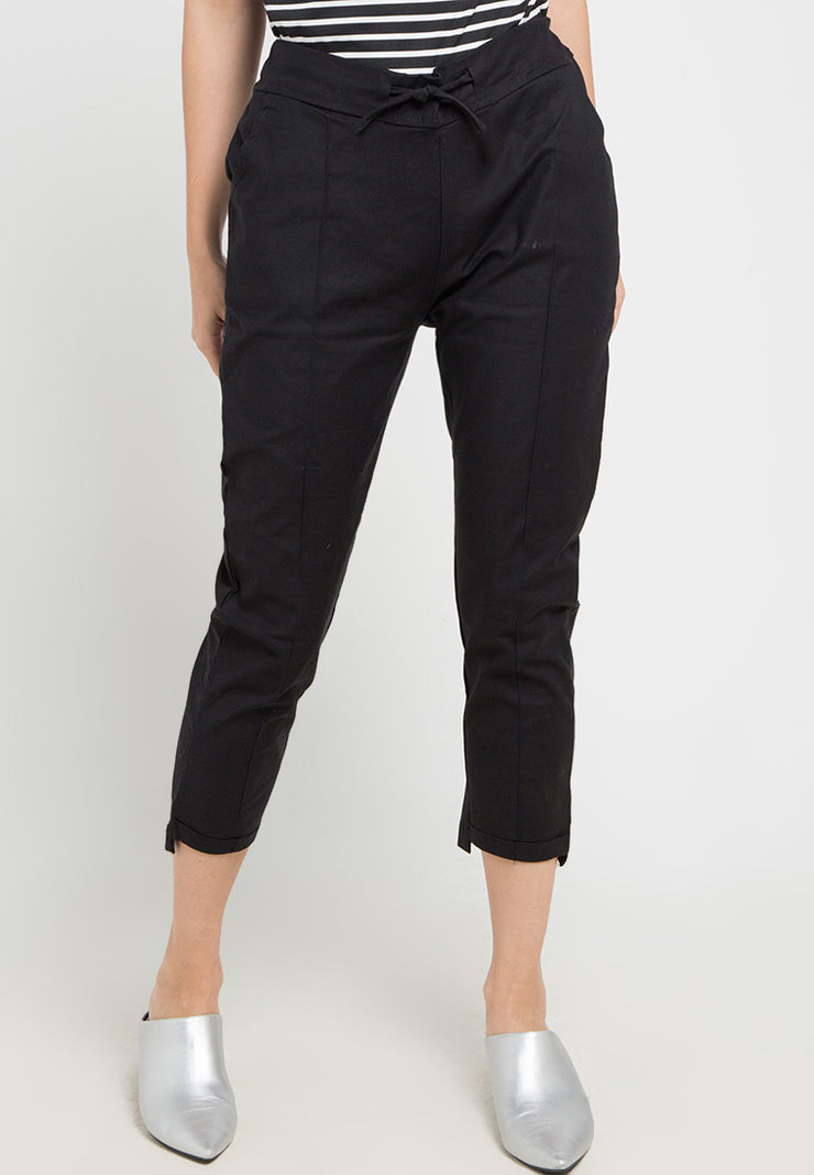 Stotepipe Pants - Black