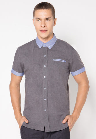 Qlassuale Denim Shirt