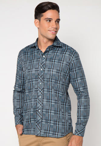 Judge.Man Tuco Shirt - Blue