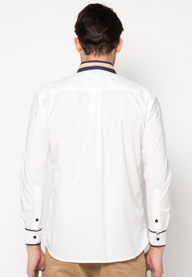 Dario Shirt - White