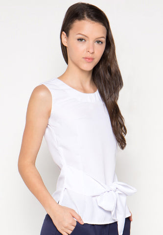 Cersei Blouse - White