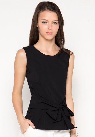 Cersei Blouse - Black