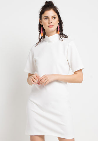 Jovanka Dress - White