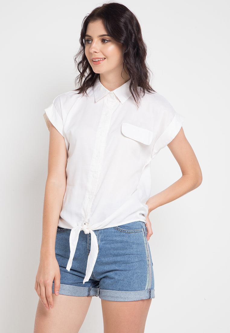 Knotted Shirt