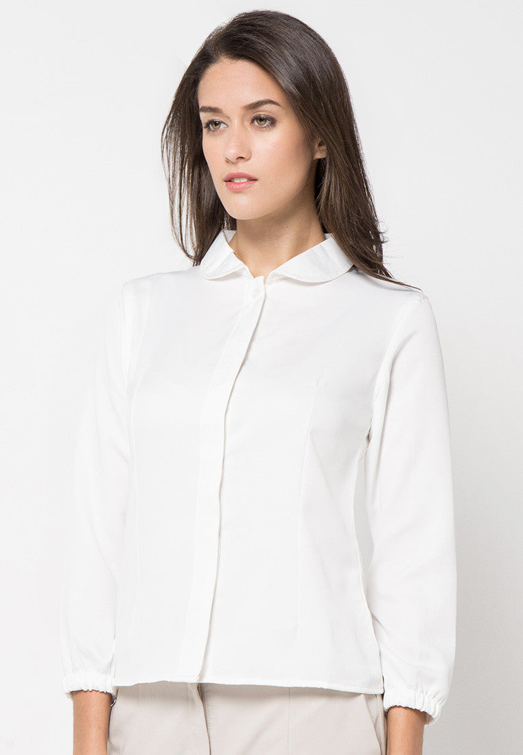 Mycella Shirt - White