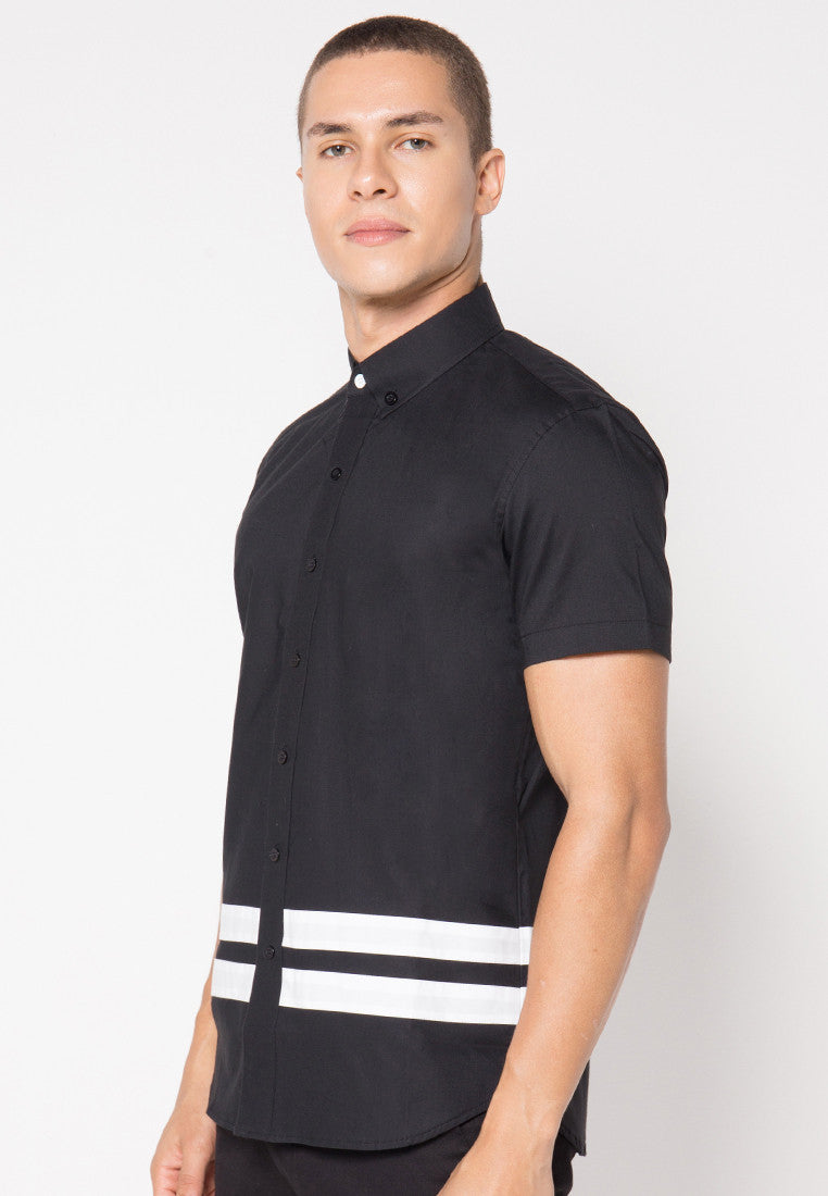 Colline Shirt - Black