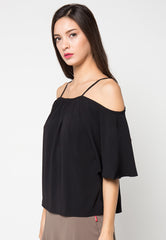 Edith Blouse - Black