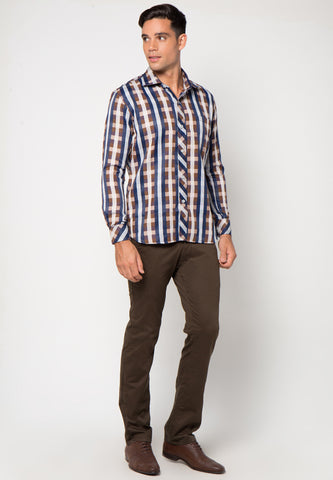 Judge.Man Tuco Shirt - Brown